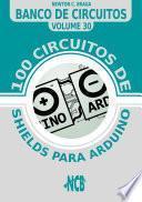 100 circuitos de shields para arduino (español)