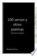 100 versos y otros poemas