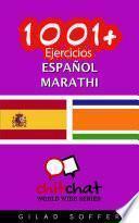 1001+ Ejercicios español - marathi