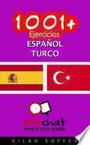 1001+ Ejercicios español - turco