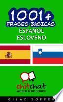 1001+ Frases Básicas Español - Esloveno