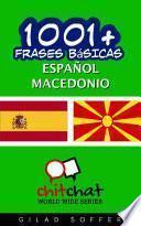 1001+ Frases Básicas Español - Macedonio