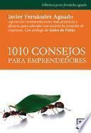 1010 consejos para emprendedores
