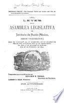 1891 leyes de la Asamblea Legislativa del Territorio de Nuevo México, sesion vigésimanona