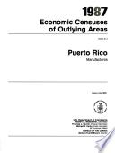 1987 Economic Censuses of Outlying Areas