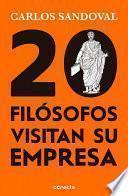 20 filósofos visitan su empresa