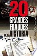 20 grandes fraudes de la historia