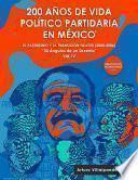 200 Años de Vida Político Partidaria en México ©
