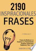 2190 Frases Inspiracionales