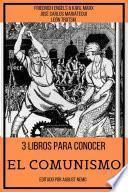 3 Libros para Conocer El Comunismo