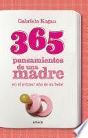 365 pensamientos (del primer año del bebé)