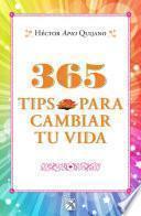 365 tips para cambiar tu vida