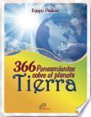 366 pensamientos sobre el planeta tierra