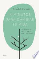 4 minutos para cambiar tu vida