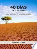 40 días en el desierto