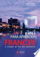 5 días para aprender Francés