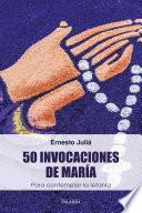 50 invocaciones de María
