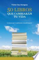 50 libros que cambiarán tu vida