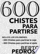 600 Chistes para partirse