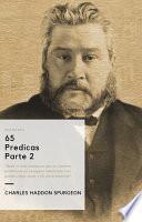 65 Sermones de Charles Spurgeon Parte II