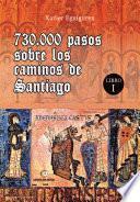 730.000 pasos sobre los caminos de Santiago
