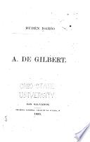 A. de Gilbert