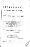 A dictionary, Spanish and English, and English and Spanish