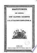 A la nación española