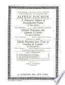 A Progressive Method of String-quartet Playing: Elementary. v. 1. First violin and part. v. 2. Second violin and part. v. 3. Viola and part. v. 4. Violoncello and part