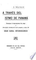 A través del Istmo de Panamá