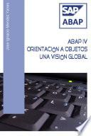 ABAP IV ORIENTACION A OBJETOS