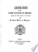 Abderamen, o, El último vástago de los omniadas