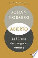 Abierto: la historia del progreso humano