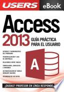 Access 2013 - Guía práctica