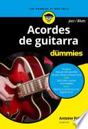 Acordes de guitarra blues/jazz para Dummies