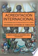 Acreditación Internacional