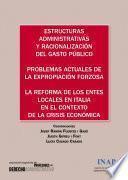 Actas del VII Congreso de la Asociación Española de Profesores de Derecho Administrativo