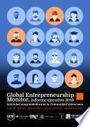 Actividad Emprendedora en la Comunidad Valenciana. Informe GEM 2019