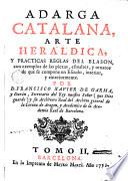 Adarga catalana, 2