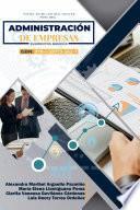 Administración De Empresas. Elementos Básicos
