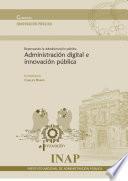 Administración digital einnovación pública
