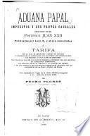 Aduana papal
