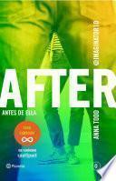 After. Antes de ella (Serie After 0) Edición mexicana