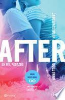 After. En mil pedazos (Serie After 2) Edición mexicana