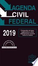 AGENDA CIVIL FEDERAL 2019