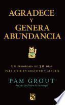 Agradece y genera abundancia