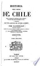 Agricultura chilena
