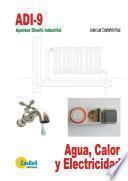 AGUA, CALOR Y ELECTRICIDAD
