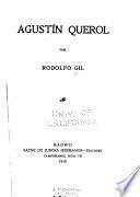 Agustín Querol