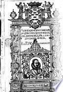 Al buen genio encomienda sus Discursos historicos dela mui noble i mui leal ciudad de Murcia. El lc.do Frco Cascales